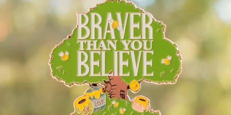 2019 Braver Than You Believe 5K & 10K - Ann Arbor tickets