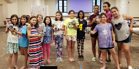 Snap & Chat GIRLS ONLY Robotics Workshops: Summer 2019 tickets
