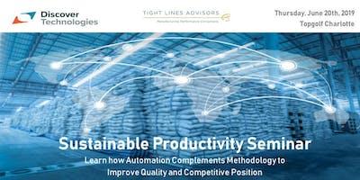 Sustainable Productivity Seminar