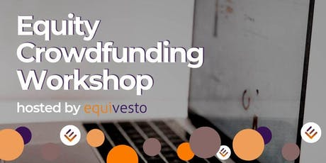 Equity Crowdfunding Workshop tickets