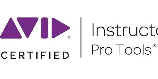 MMP Academy AVID Pro Tools Workshop