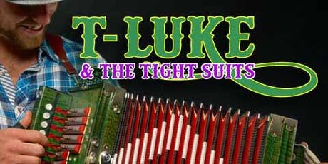 T-Luke & The Tight Suits at Coyote Sonoma tickets