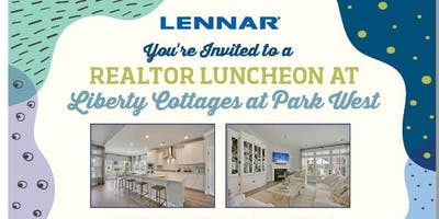 Liberty Cottages Realtor Luncheon
