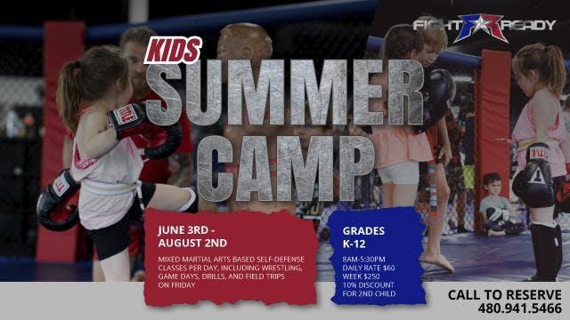 Free Summer Kids Camp