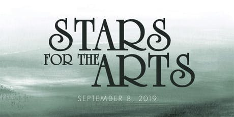 Stars for the Arts 2019 tickets