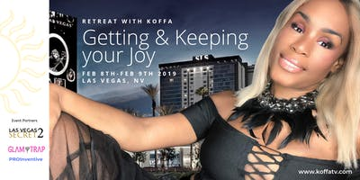 Retreat with Koffa: Getting & Keeping your Joy