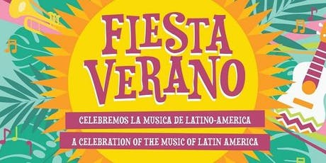 Fiesta Verano tickets