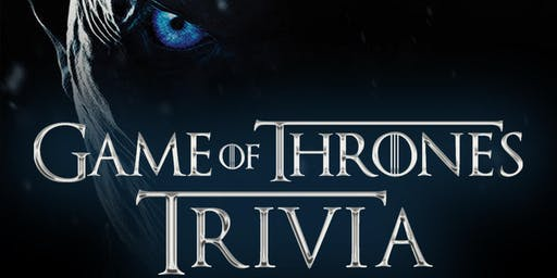 Game of Thrones Trivia at Growler USA Wynwood