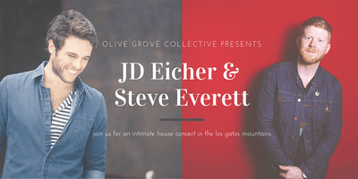 JD  Eicher and Steve Everett House Concert