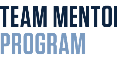 TEAM Mentor Program Info Session--8/21/19