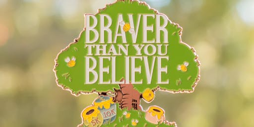 2019 Braver Than You Believe 5K & 10K - Houston
