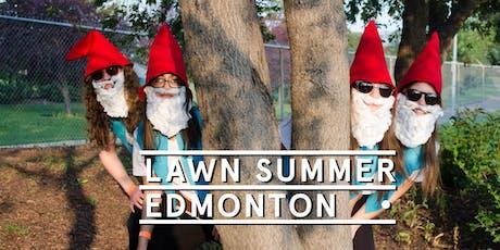 Edmonton Week 1 - Social Tickets @ Lawn Summer Nights tickets