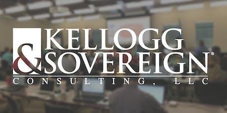KSLLC Texas E-Rate Applicant Workshop - September 25, 2019 tickets