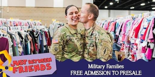 JBF Harrisburg/Hershey - Military - FREE!