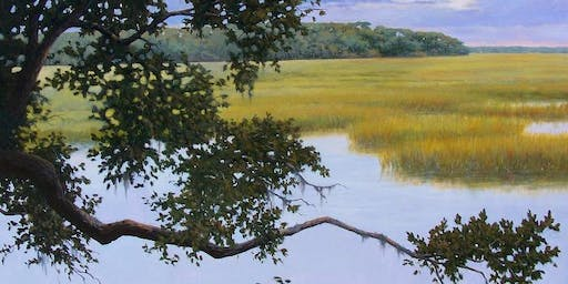 1 Full Day: Paint the Beautiful Lowcountry Trees w/ Addison Palmer