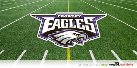 Crowley vs Arlington Heights Varsity Football tickets