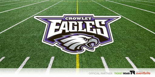 Crowley vs Arlington Heights Varsity Football