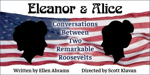 ELEANOR & ALICE - A Conversation