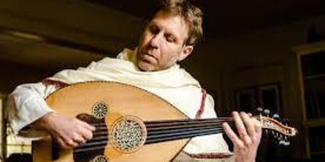 Sufis and Jews on the Silk Road: A Concert of Mystical Music tickets