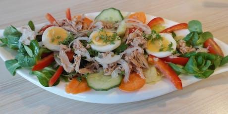 Lunch 'n' Learn: Salade Niçoise  tickets