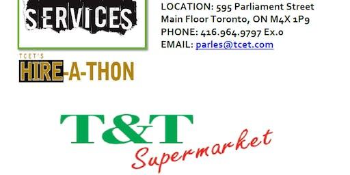 Job Fair: T&T Supermarket