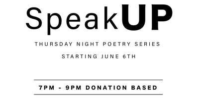 NEW EVENT: Thursday Night Poetry