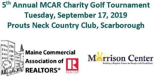 5th Annual MCAR Charity Golf Tournament