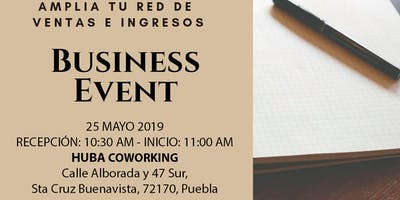 Business Event Puebla de Zaragoza