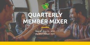 Quarterly Member Mixer