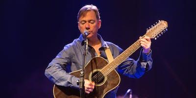 Daniel Wolff no lançamento do disco Iberoamericano