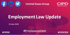 Employment Law Update - Central Essex Group