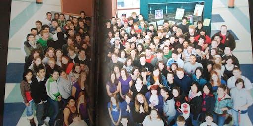 Dallas High School Class of 2009 Reunion Dinner