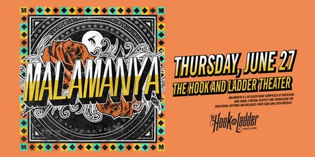 Malamanya at The Hook! tickets