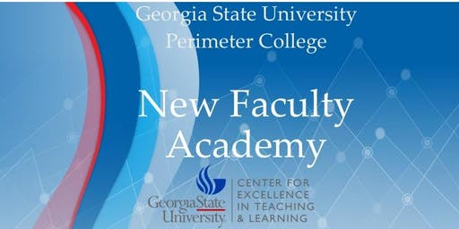 New Faculty Academy 2019: 2 Day Program