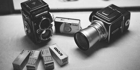 Photo Trek Series: Black and White Photography - Film  tickets