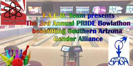 TACO Team 3rd Annual PRIDE Bowl benefiting SAGA tickets