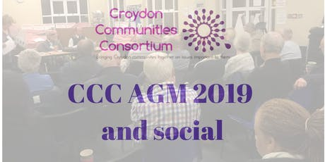 CCC AGM 2019 and social tickets
