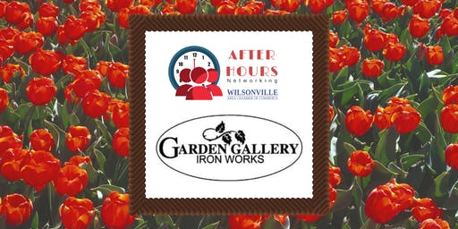 Afters Hours hosted by Garden Gallery  Ironworks