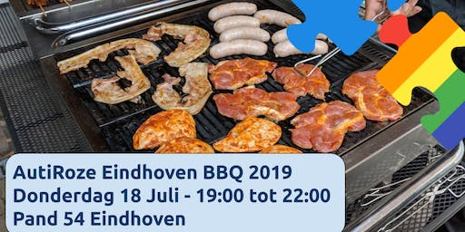 Grote AutiRoze EHV zomer BBQ 2019