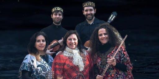 Entre Mares y Lunas - Música del Mediterráneo