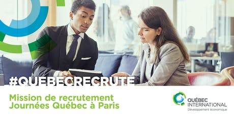 Mission de recrutement à Paris billets