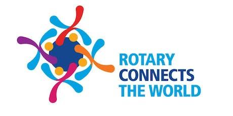 Tysons Rotary Installation tickets