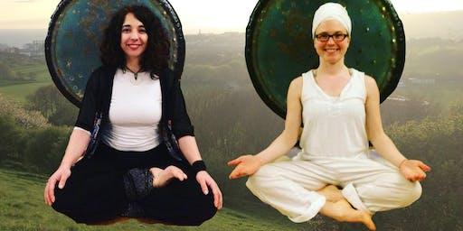 Welcoming Change: Kundalini Yoga and Gong Meditation Workshop