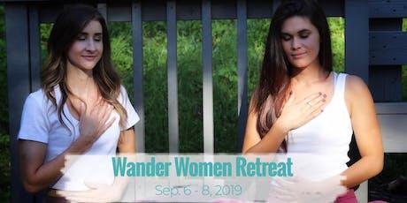 Wander Women Retreat tickets