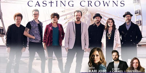 MOVED TO SALEM! Casting Crowns - Only Jesus Tour - Portland, OR
