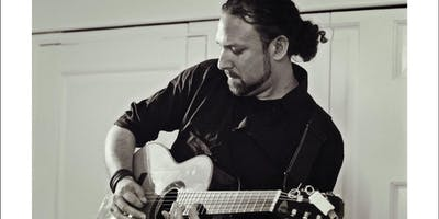 Tony Calvo Spanish Guitar Masterclass and Performa