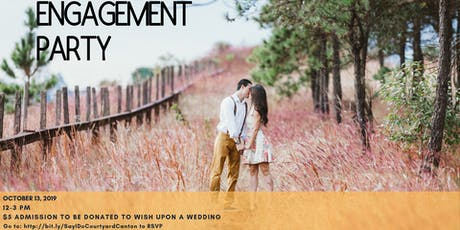 Engagement Party ~ Bridal Show tickets