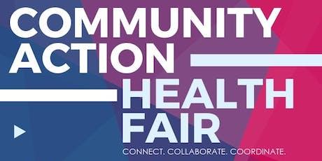 Community Action Health Fair | Vendor Registration&Participants tickets