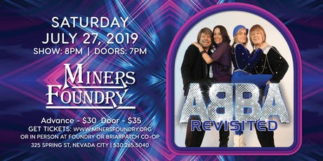 ABBA Revisited tickets