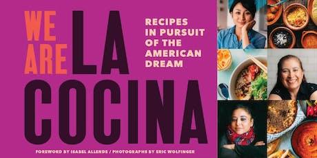Barbara Lynch Hosts La Cocina tickets